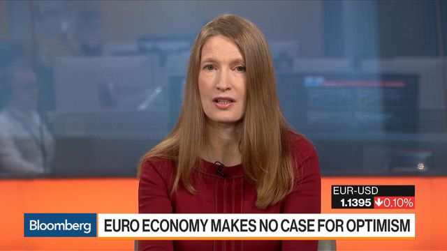 Europe S Economic Frailties On Display After Draghi Downer