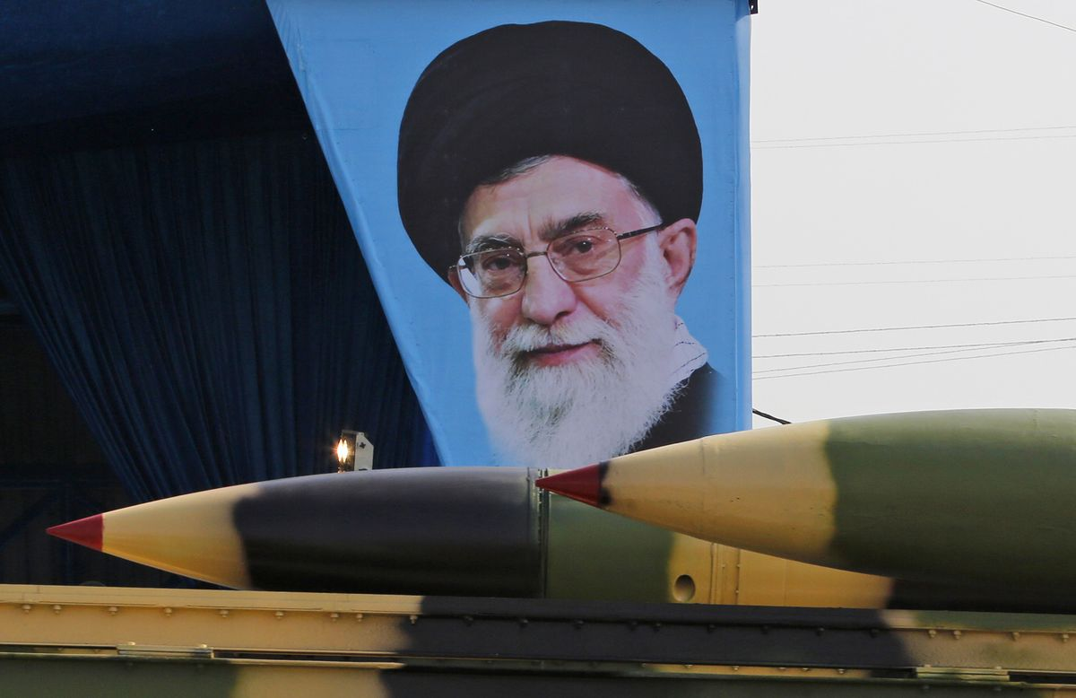 Trump Says He Is Imposing Sanctions on Supreme Leader of Iran
