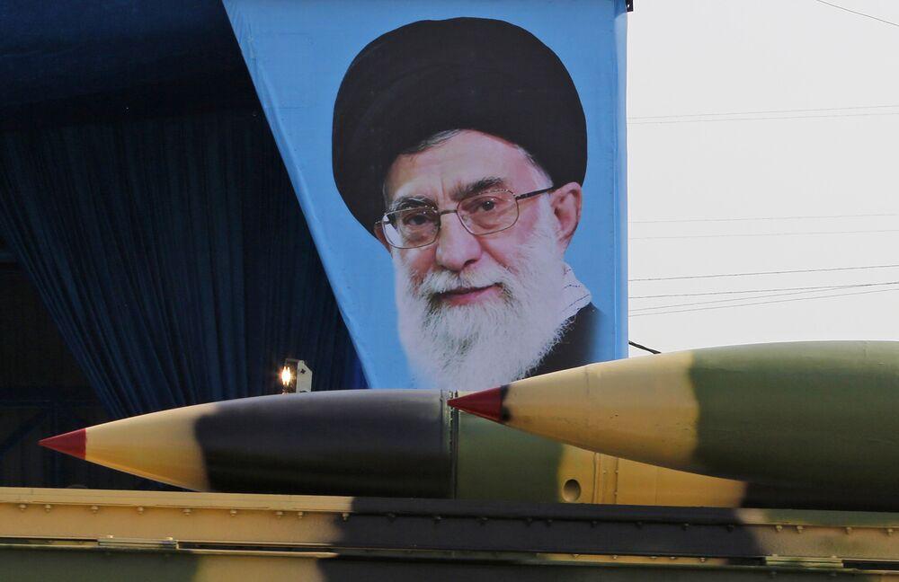 Trump Sanctions Iran's Supreme Leader in Provocative Move