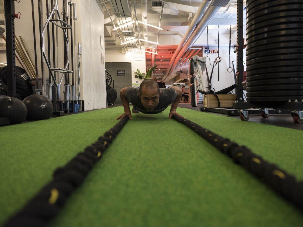 Hong kongs warrior academy gym is a holistic way to kick butt