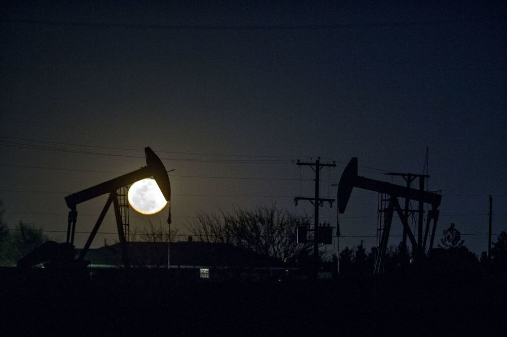WTI Vs  Brent Crude Oil Futures: Endless Permian Shale