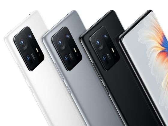 Xiaomi Builds Front-Facing Camera Under Its New Phone's Display
