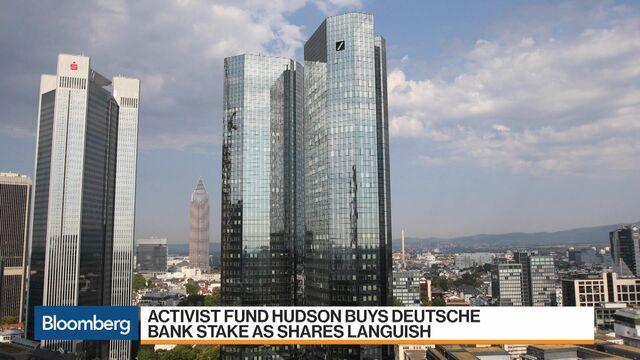 JPMorgan Alumni Will Be Key Voices in Deutsche Bank