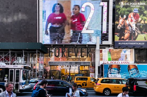 Forever 21 Needs Older Shoppers to Come Back From Bankruptcy