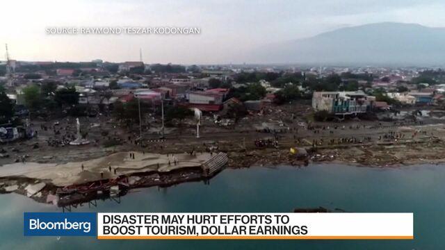 2018 Indonesia Earthquake, Tsunami Worst Since 2009 - Bloomberg