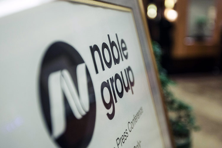 Embattled Noble Group posts $54.9m loss