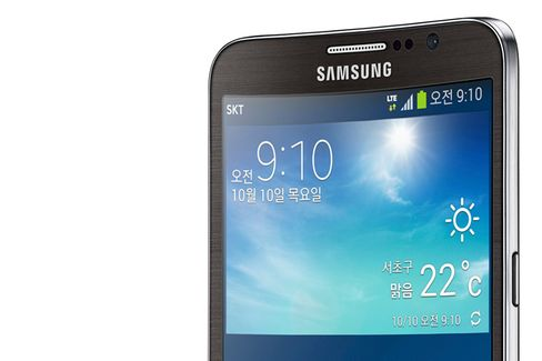 Samsung Made a Curved Smartphone. Here's Why