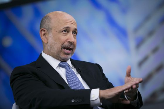 Lloyd Blankfein Doesn't See His Place in a Polarized Democratic Party