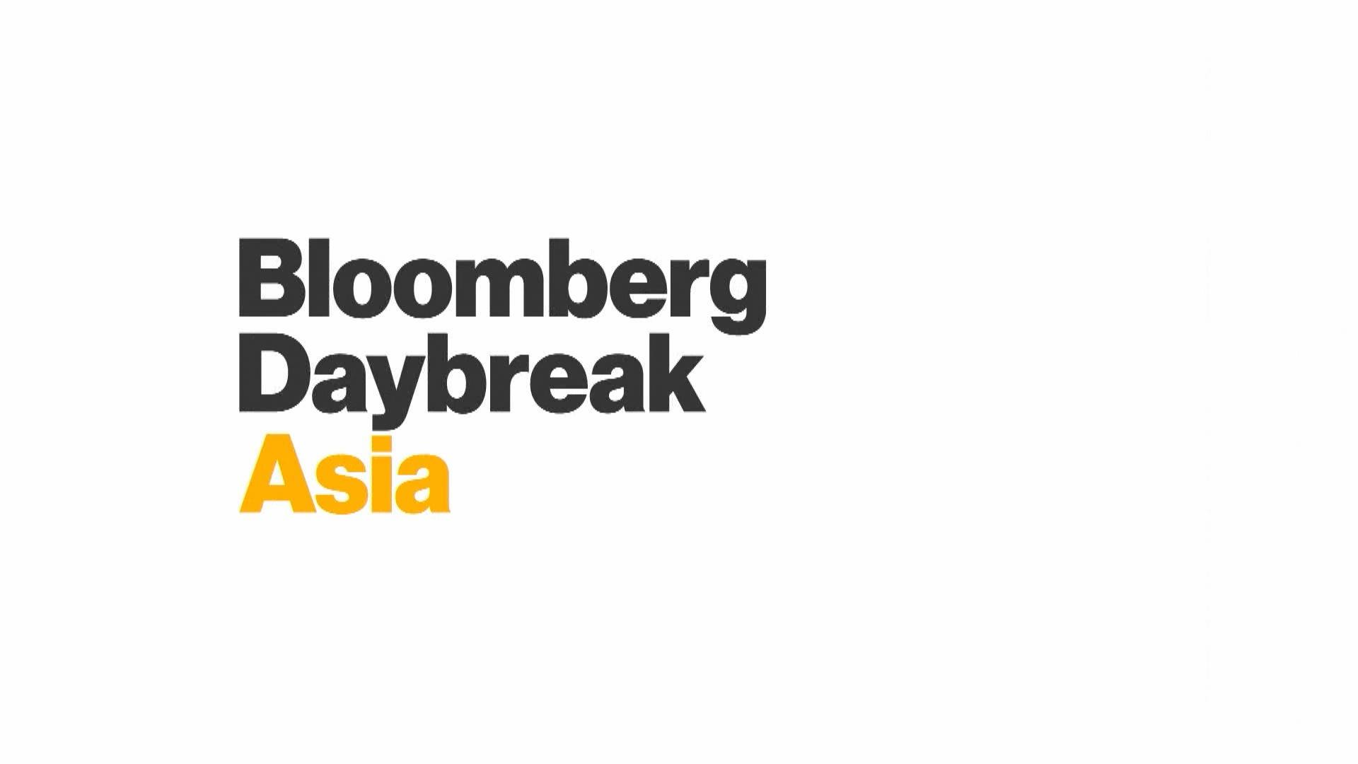 Bloomberg Daybreak: Asia - Full Show (05/20/2019)