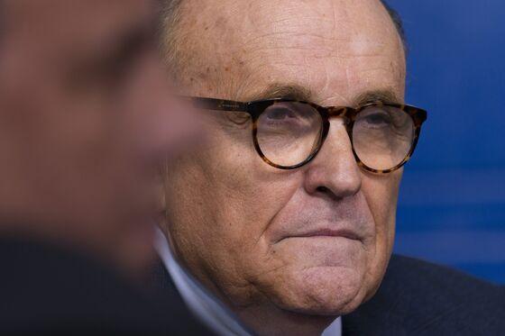 Giuliani FBI Search Turns Table on 1980s Wall Street Top Cop