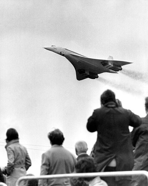 Mach 5, Anyone?