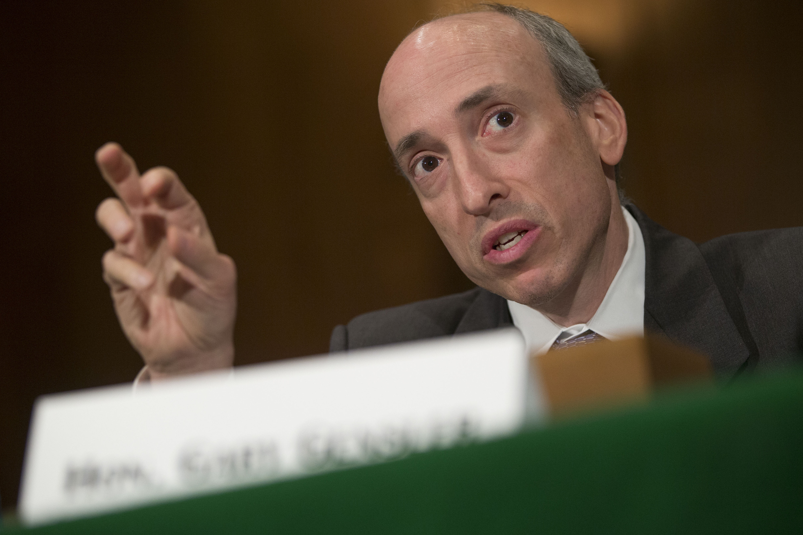 Wall Street Reform Senate Hearing with Senate and CFTC Chairs