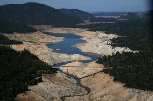 on August 19, 2014 in Oroville, California.