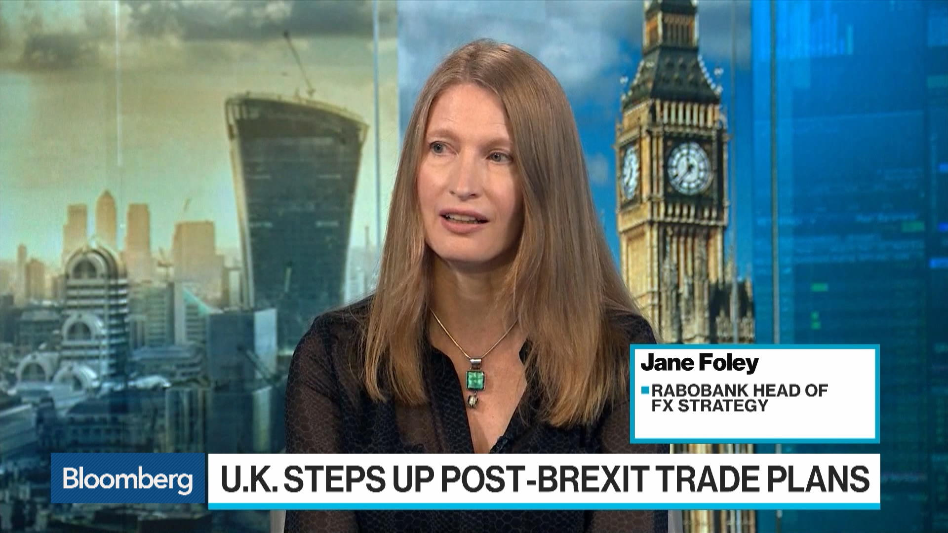 Brexit Delay Chance Still Seen by Pound Traders, Rabobank's Foley Says