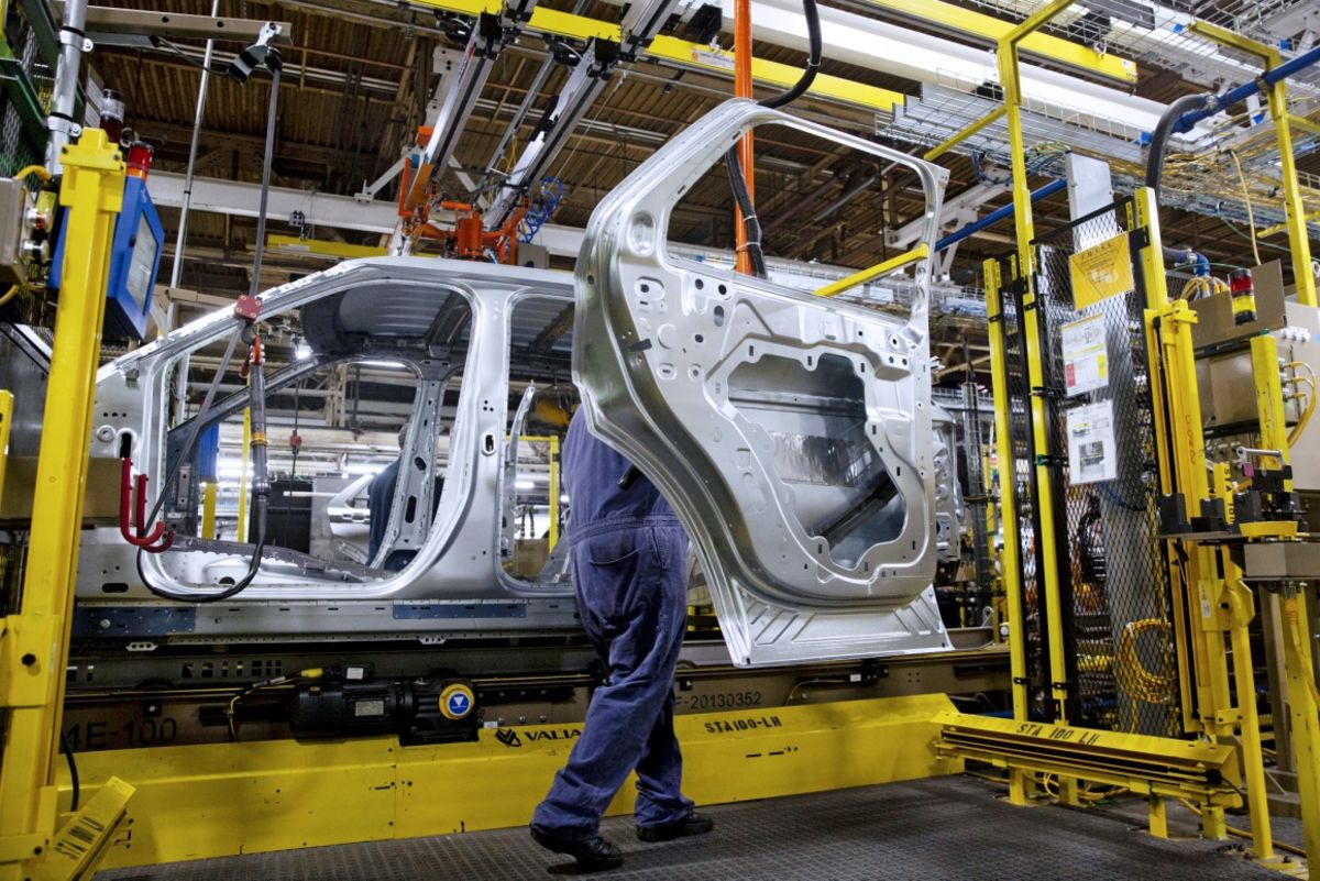 If You Thought Strike Was Bad for GM, Look at Ford and Chrysler