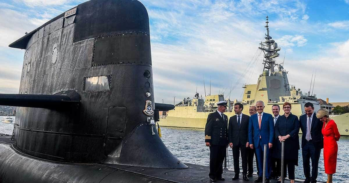 The French Won't Forget Being Snubbed Over Submarines