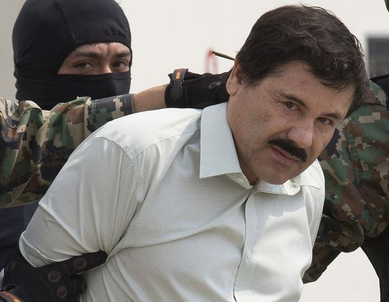 El Chapo's Daughter Seizes Crisis to Portray Him as a Robin Hood