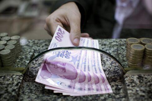 Lira Gazing Has Basci Push Back on Stimulus Calls
