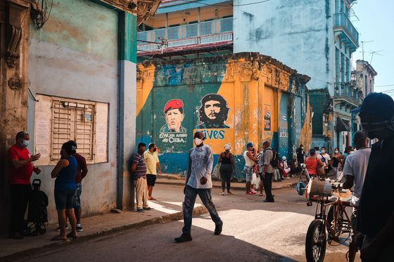 Trudeau Leery of Cuba Policy Change Despite Crackdown on Dissent