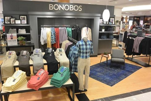 Bonobos Heads South and Offline in Another Retail Pact