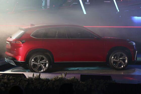 Turkey Presents Prototypes in $3.7 Billion Car Project