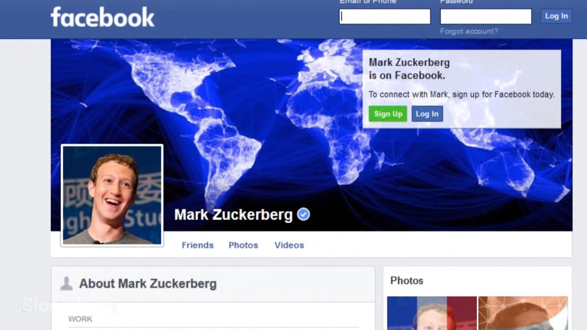 facebook inc report
