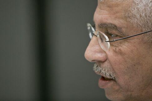 Former Finance Minister El-Morsi Hegazi