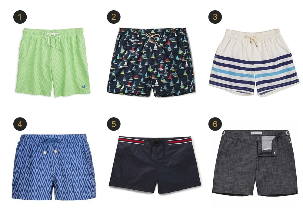 8033b52cb293a5 Best New Swimsuits for Men for Summer 2016 - Bloomberg