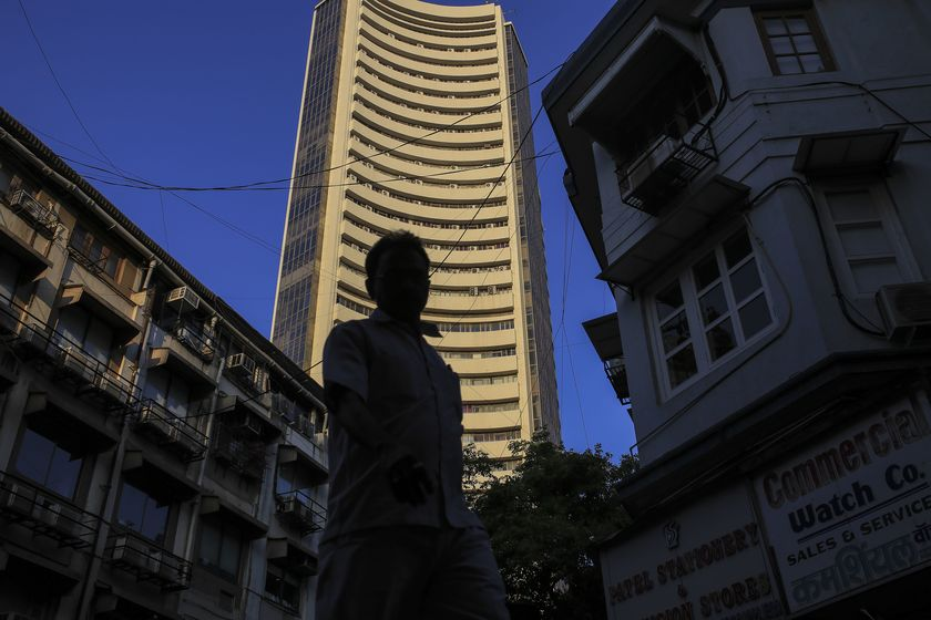 Views Of The RBI And BSE As Central Bank Chief's Exit Roils Indian Markets Already Jittery From Election