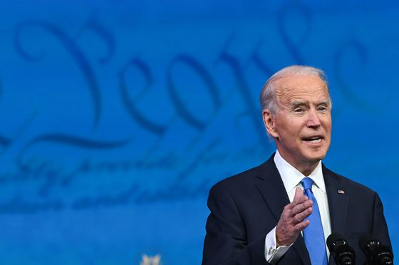 Biden Savors Victory, Hails Georgia Duo in Bid to Swing Senate