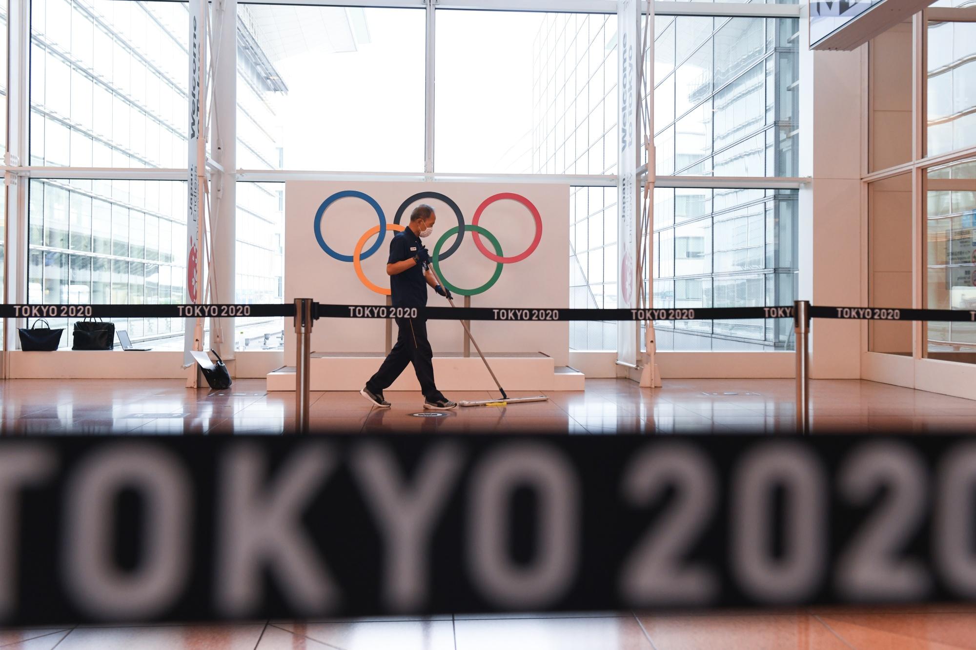 Sedes olímpicas desde que Japón ha aceptado los juegos sin fanáticos en un intento por controlar el virus
