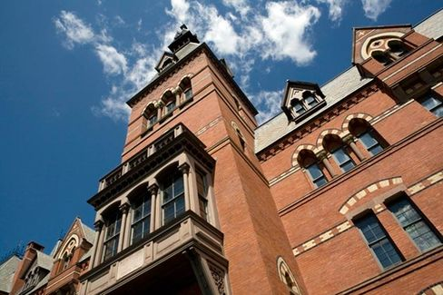 MBA Applications Surge at Top Schools