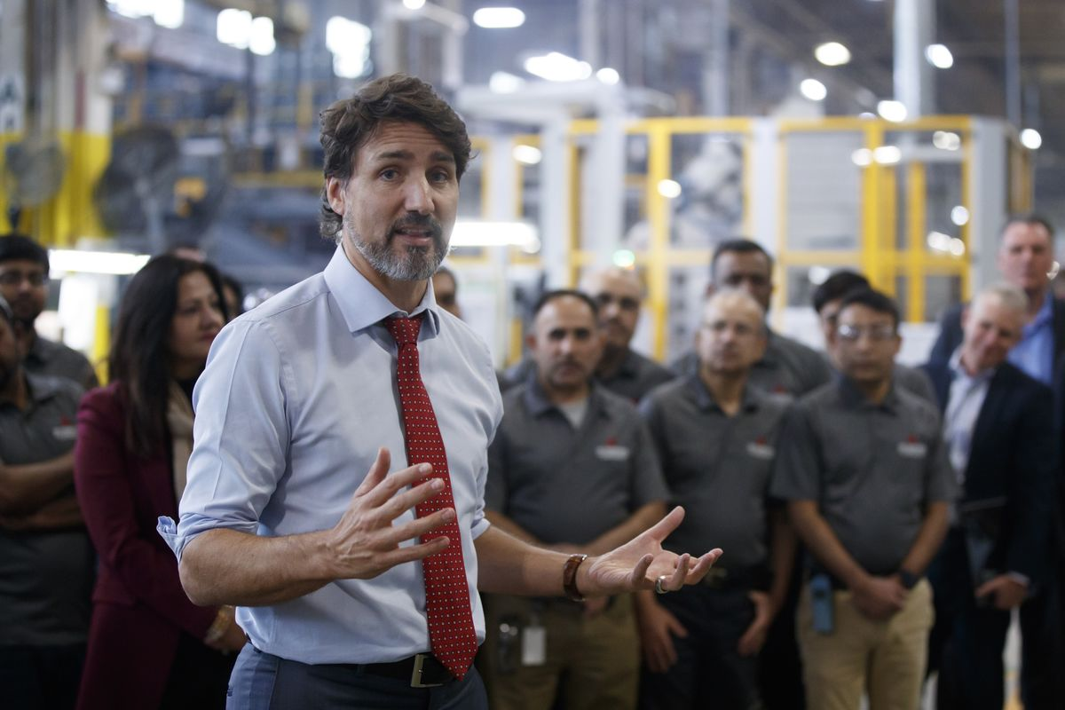 Teck Pulls Application for Oil-Sands Mine in Relief for Trudeau