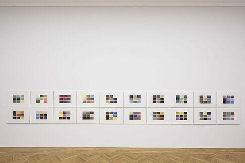 Gerhard Richter, 180 Farben (180 Colours), 1971