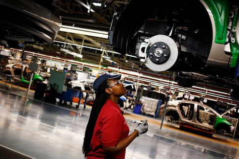 Why Factory Jobs Are Shrinking Everywhere
