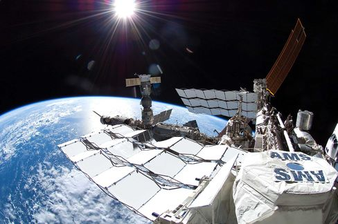 Space Station Gathers Clues on Universe's Unseen Dark Matter