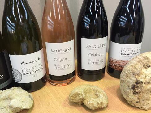 Roblin Wines from Sancerre