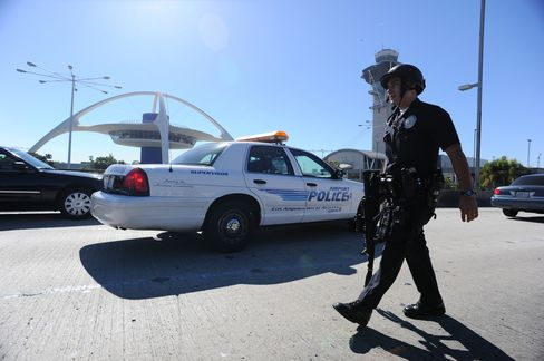 Los Angeles Airport Shooting