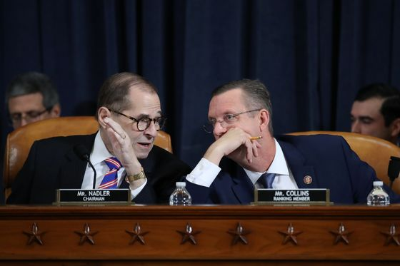 House Panel Defends Impeachment Process From GOP Criticism