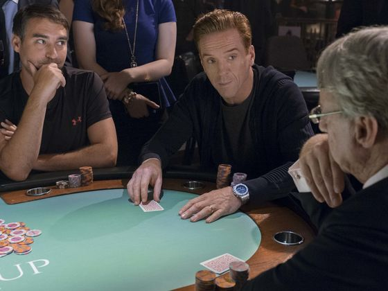 'Billions' Fictional Fund Manager Axelrod Gets His OwnSlot Machine