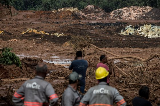 Brazil Hedge-Fund Icon Scoops Up Vale Shares After Dam Disaster