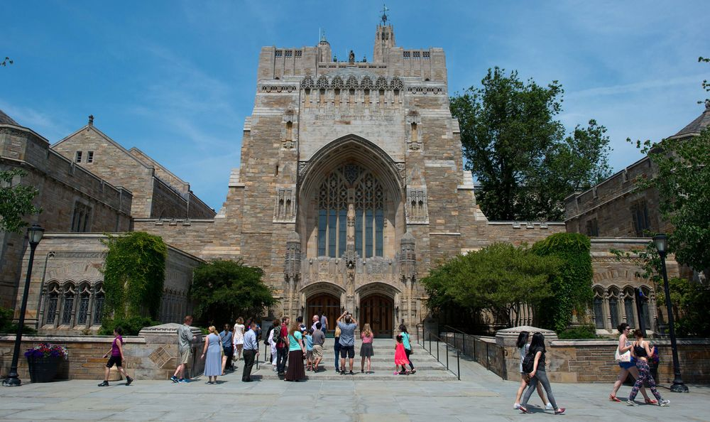 China Backs Yale Stance on Foreign Students, Rips U.S. Actions