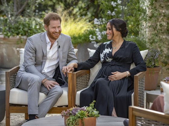 Oprah Interview With Meghan, Harry Draws 17 Million Viewers