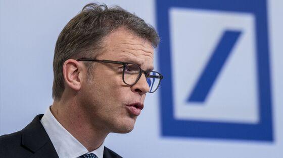 Deutsche Bank CEO Pushes Merkel Successor for Growth Plan