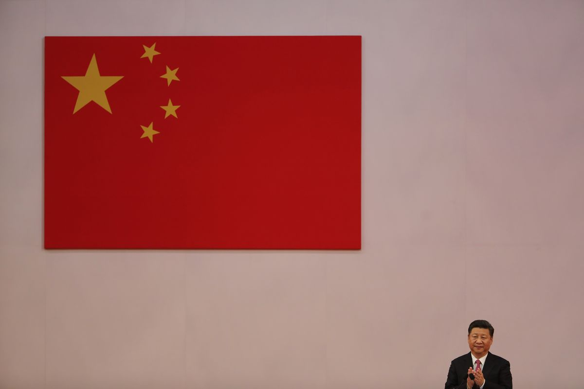 China Is Nationalizing Its Tech Sector