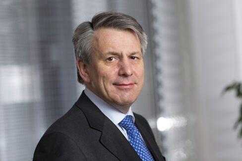 Royal Dutch Shell Incoming CEO Ben van Beurden