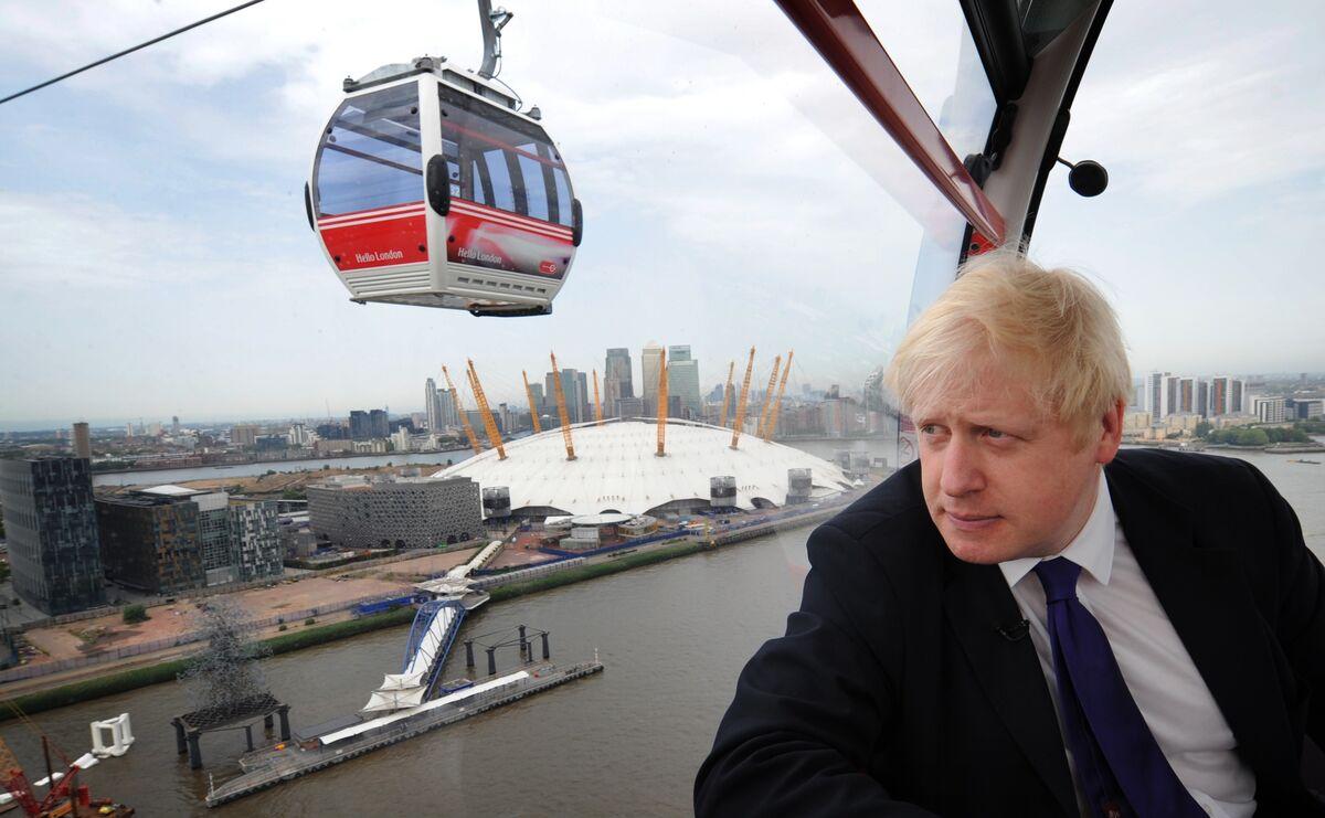 Boris Johnson Denies the Laws of Gravity