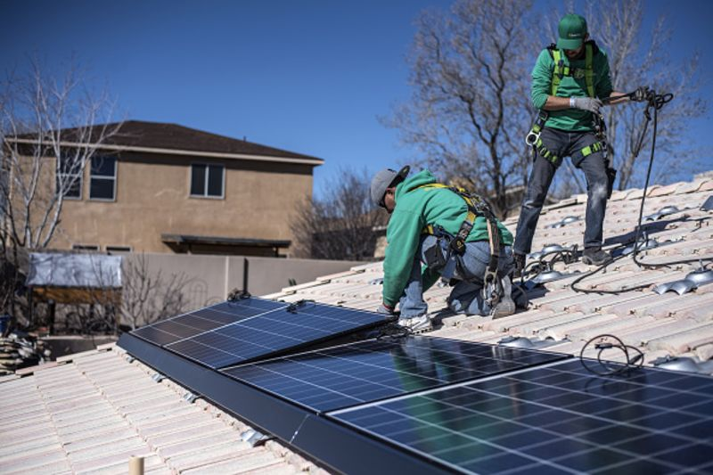 Rooftop Solar Is No Match For Crony Capitalism