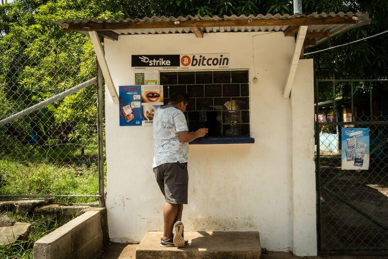 Salwador akceptuje Bitcoin jako prawny środek płatniczy