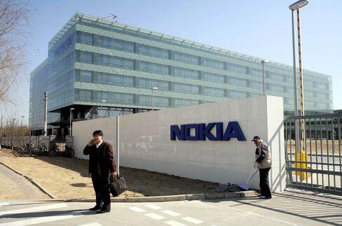 Nokia's China Dominance Under Threat